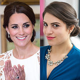 DIY Kate Middleton's Bridal-Worthy Updo From the Royal Tour