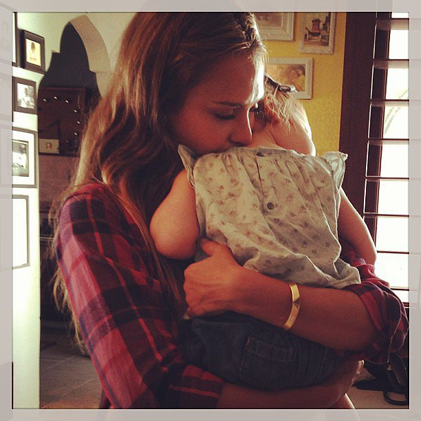 Source: Instagram user jessicaalba