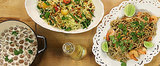 Haylie Duff's Shrimp Pad Thai With Soba Noodles