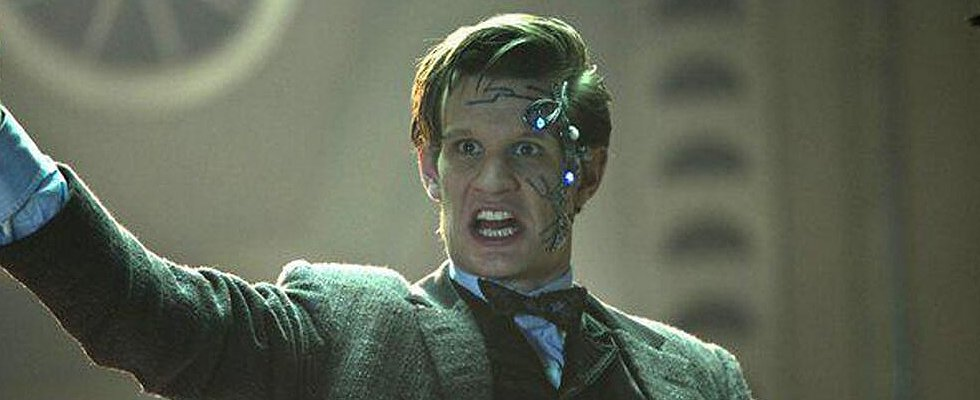 How the Doctor Who Fandom Reacted to Matt Smith's Terminator Casting
