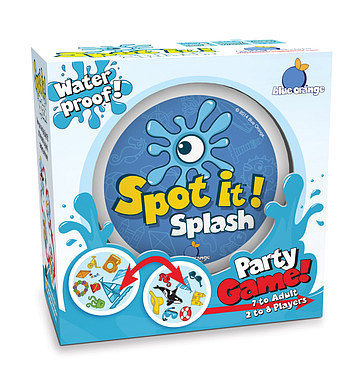 Spot It Splash