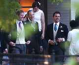 The Royal Brothers Get a Dose of Southern Charm at Their Pal's Wedding