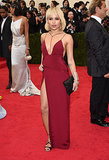 Zoe Kravitz at the Costume Institute Ball