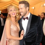 Blake Lively and Ryan Reynolds Together at 2014 Met Gala