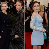 The Olsen Sisters Are 3 of a Kind at the Met Gala