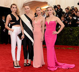 Cara Delevingne, Stella McCartney, Kate Bosworth, and Reese Witherspoon