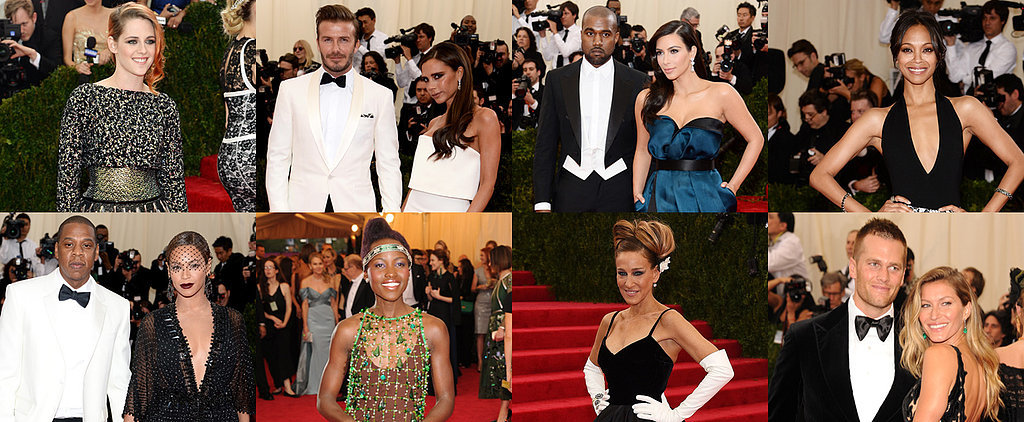 Go Glam or Go Home: All the Stars on the Met Gala Red Carpet!