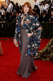 Florence Welch at the 2014 Met Gala
