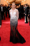 Naomi Watts at the Costume Institute Ball