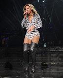 Beyoncé in Balmain