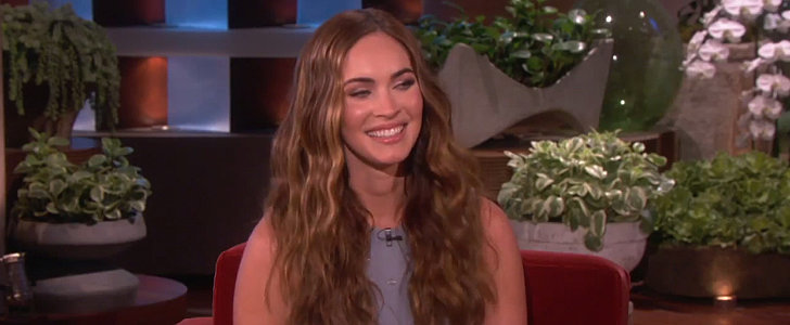 Megan Fox Shares the First Picture of Baby Bodhi!