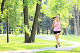Exercise Without Letting Allergies Get in the Way