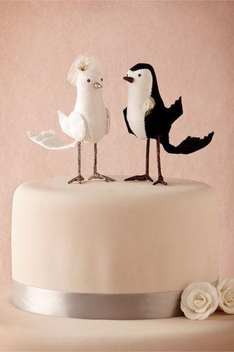 Proper Pair Cake Topper