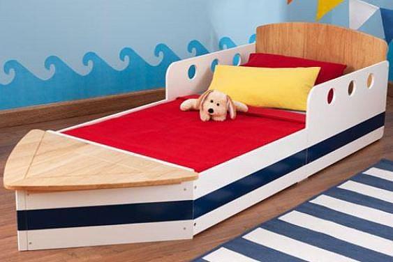 KidKraft Boat Bed