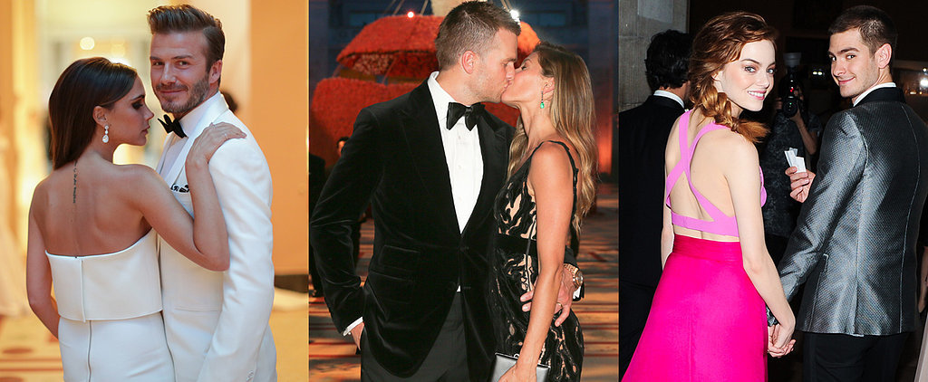 All the Met Gala's Sexiest, Sweetest Couple Moments
