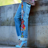 Spring Denim Trends 2014