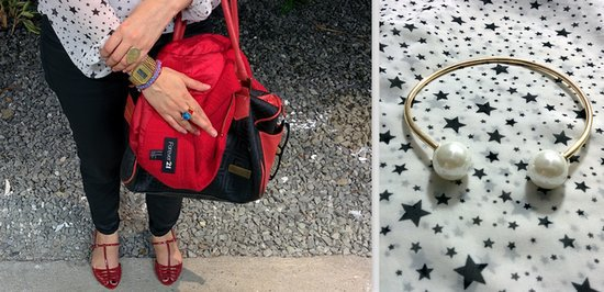 Stars in red #Jfashionblog