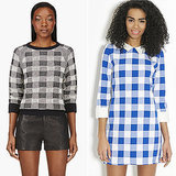 Best Gingham Fashion For Summer 2014