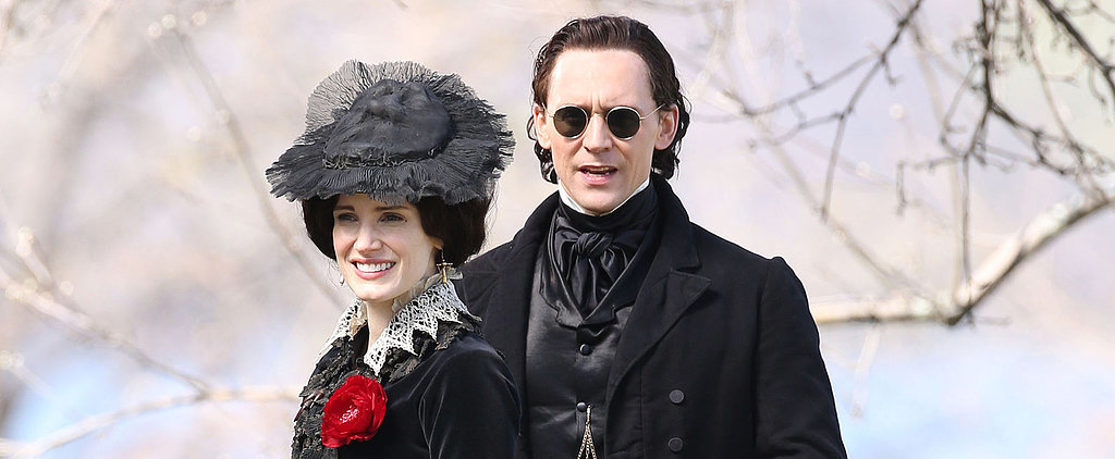 Tom Hiddleston and Jessica Chastain Make One Cute Costar Pair