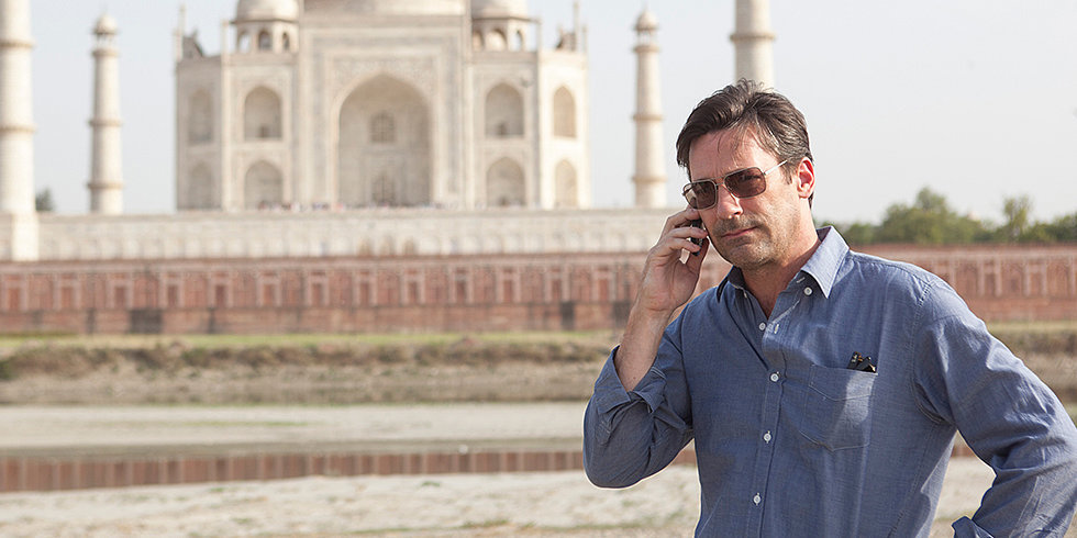 "Jon Hamm Talks Million Dollar Arm and His Final ""Wish"" For Don Draper"