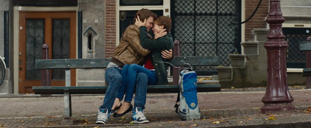 Cuteness Alert! Shailene Woodley and Ansel Elgort on the First Time They Met