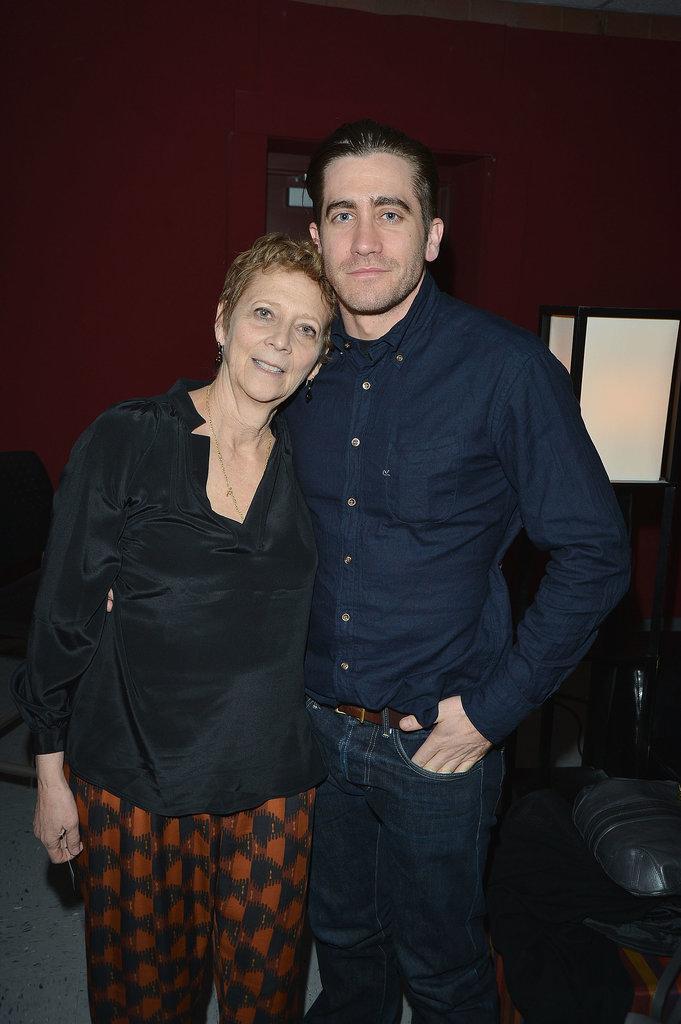 Jake Gyllenhaal and Naomi Foner