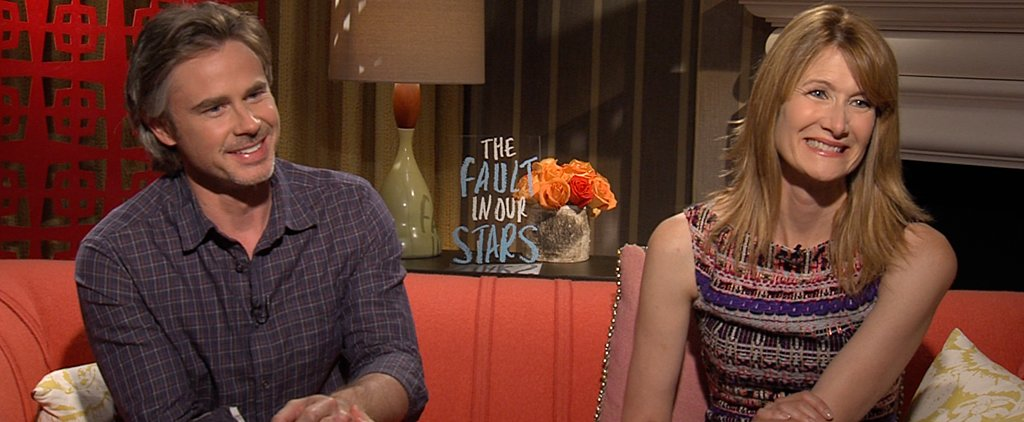 "Laura Dern and Sam Trammell ""Forced"" Shailene Woodley to Like Them"