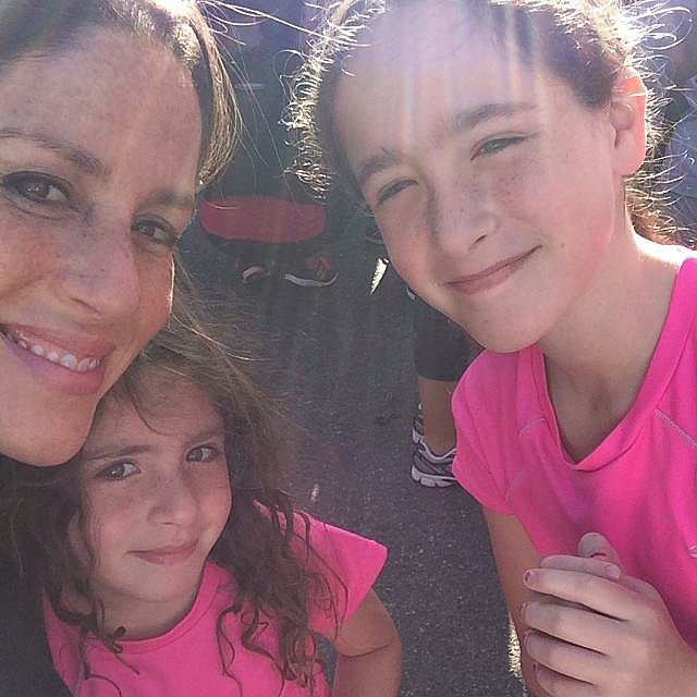 Soleil Moon Frye was joined by her girls, Poet and Jagger, for a walk to raise awareness of melanoma. Source: Instagram user moonfrye