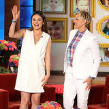 Mila Kunis Pregnancy Interview On The Ellen DeGeneres Show