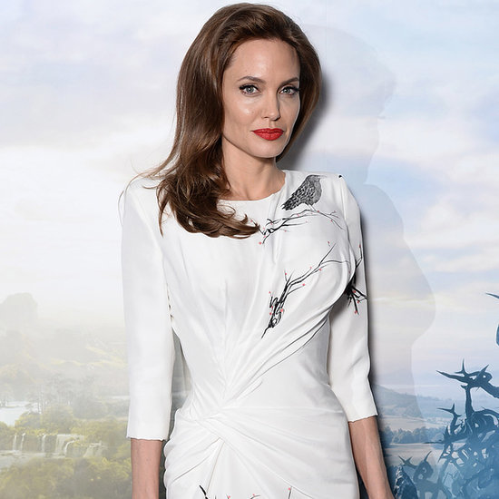 Did Angelina Jolie's Shoes Make Her Bleed?