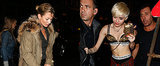 Miley Cyrus Hits Up a Club With London's Original Party Girl