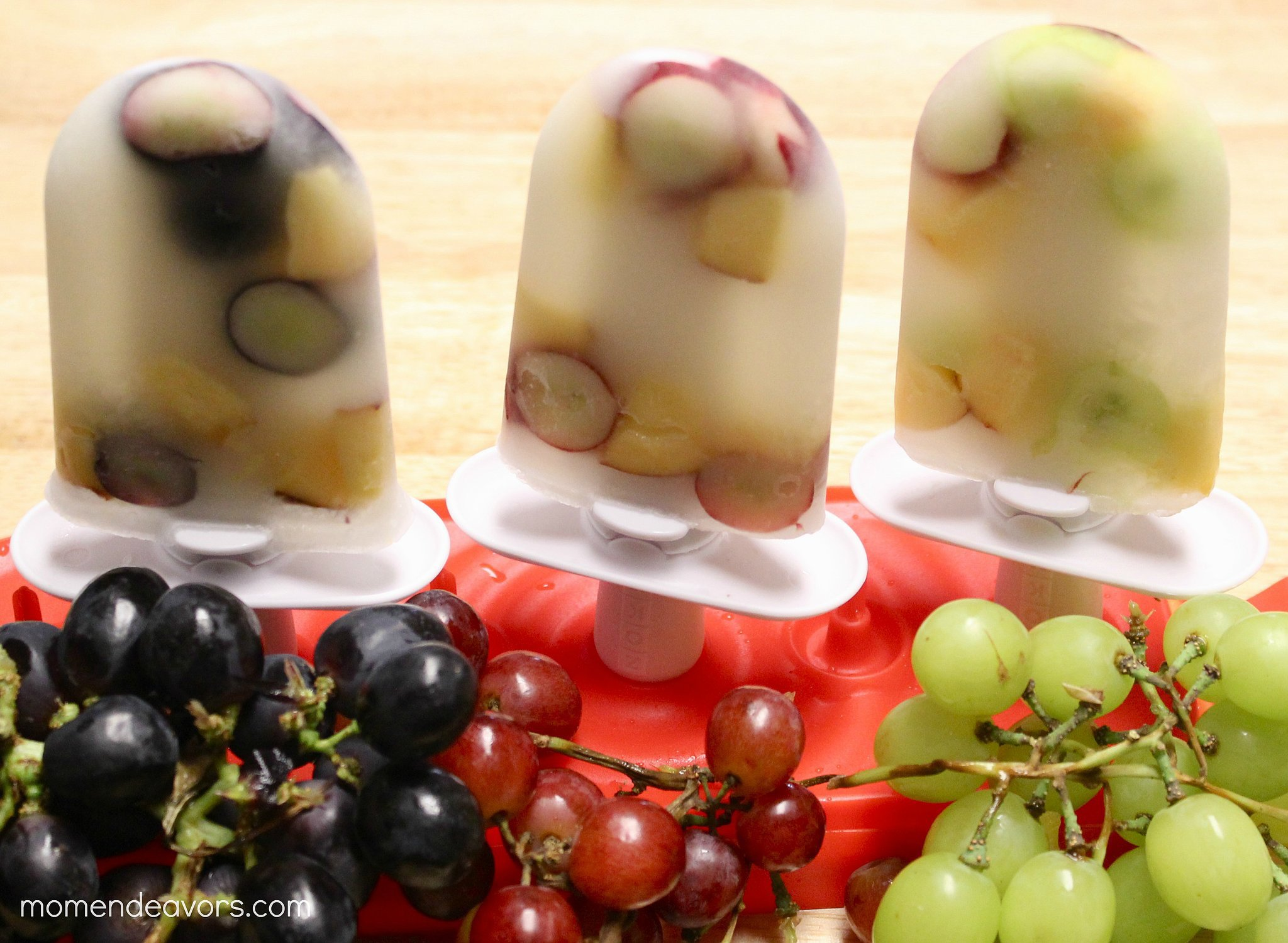 Grape Popsicles