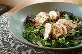 Grilled Chicken Salad With Herb Vinaigrette