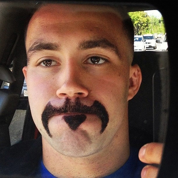 """The Batstache."" Source: Reddit user joecooool418 via Imgur"