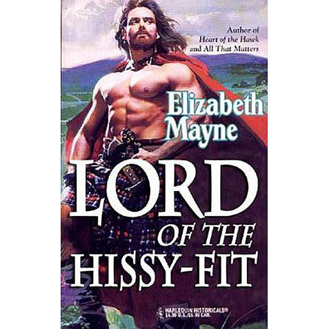 Lord of the Hissy-Fit