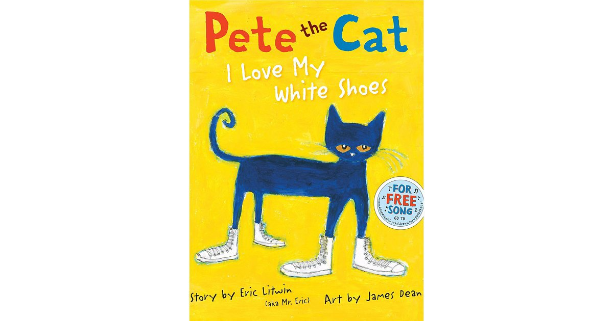 Pete-Cat-I-Love-My-White-Shoes jpgPete The Cat I Love My White Shoes