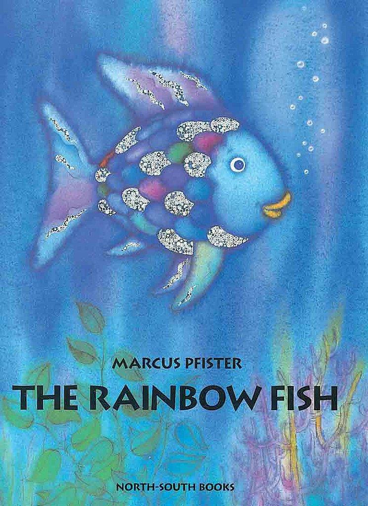 The rainbow fish best children 39 s books bracket for Children s books about fish