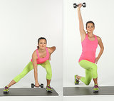 Knee Pain: Side Lunge to Curtsy