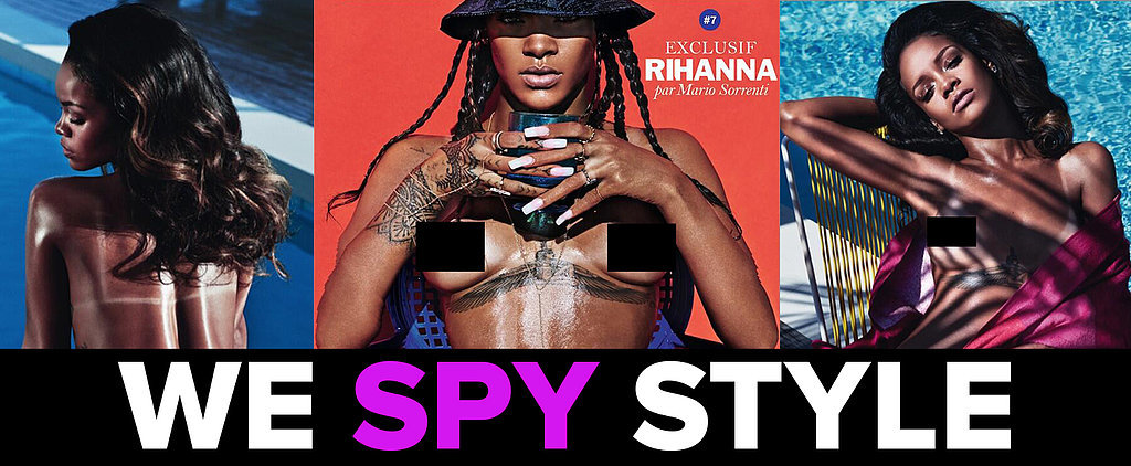 We Spy: Should Rihanna Tone Down Her Sexy Instagram Photos?