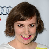 Pictures of Lena Dunham Best Hair, Makeup, Beauty Looks