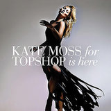 Kate Moss Topshop collaboration
