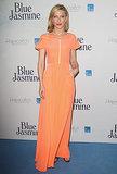 Cate Blanchett in Sherbet Roksanda Ilincic at the 2014 Blue Jasmine Sydney Premiere