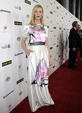 Cate Blanchett in Prabal Gurung at the 2014 G'Day USA Black Tie Gala