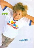 Plus, He Managed to Make a Wonder Bread Shirt Look Cool