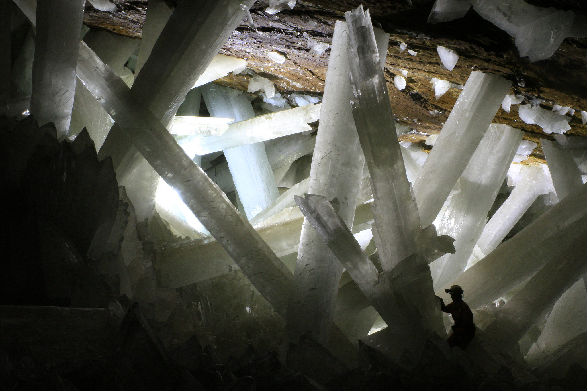 Cave of the Crystals, Mexico
