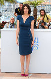 Paz Vega at the Grace of Monaco Photocall
