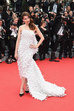 Laetitia Casta at the Grace of Monaco Premiere