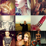 Inspiring Celebrity Instagrams: Miranda Kerr Lara Bingle