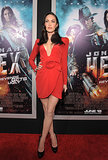 Megan Fox in Armani Privé at the 2010 Jonah Hex LA Premiere