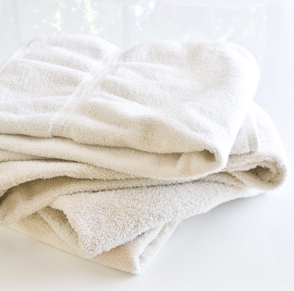 Popsugar Smart Living: How To Naturally Whiten Towels
